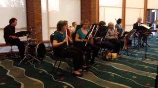 The Temple Ensemble: Shabbat Blues