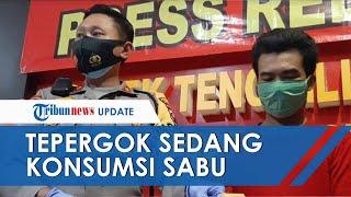 Kuli Bangunan Pasrah Ditangkap Polisi di Rumah Kosong, Kepergok Sedang Isap Sabu-Sabu