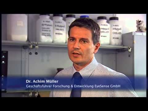 Streifen zur Messung des Blutzucker Accu-Chek