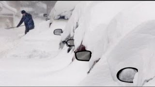 Winter Storm Paralyzes the U.S.