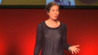 """Cute Is a Four-Letter Word"": Sarah Curtis at TEDxSLC"