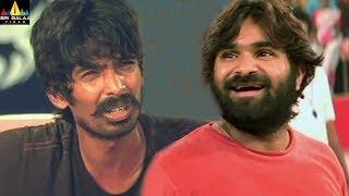 Bheemili Kabaddi Jattu Movie Chalaki Chanti & Dhanraj Comedy Scenes Back to Back | Sri Balaji Video