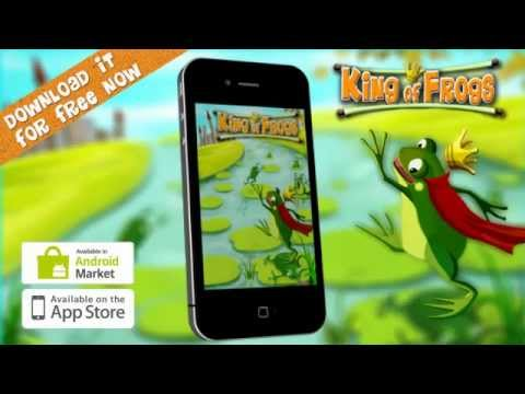 Video of King of Frogs Puzzle Pond
