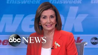 Trump will &39be impeached forever&39: Pelosi | ABC News