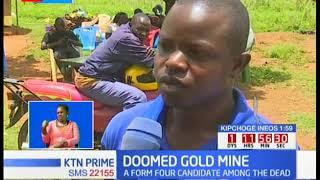 Three people killed in Bondo gold mine
