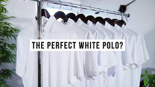 THE PERFECT WHITE POLO? - H&M, ZARA, ASOS, ETC.| Men's Fashion | I AM RIO P.