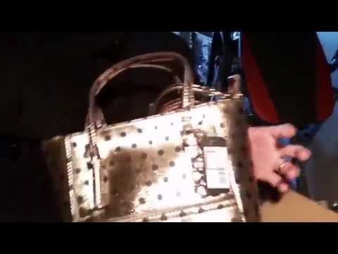 Unboxing the Guess ® Delaney Rose Mini Tote