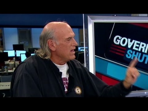 Jesse Ventura: Political parties are 'gangs'