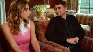 Daniel Radcliffe and Zoe Kazan find romance in unexpected ways in