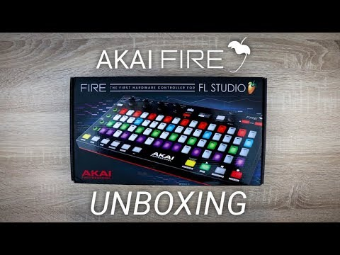 Akai Fire Unboxing / Review