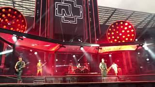 Rammstein   Deutschland (live At Milton Keynes, UK 06072019)