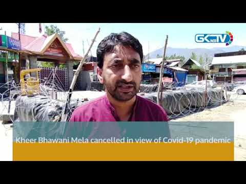 Kheer Bhawani Mela cancelled in view of Covid-19 pandemic