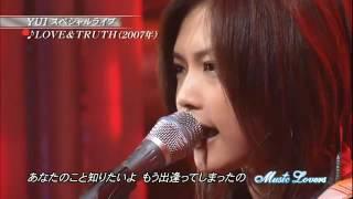 YUI - Love and Truth