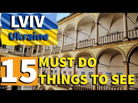 15 MUST DO things in Lviv, Ukraine - Travel Guide