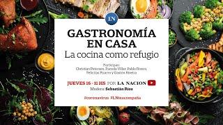 Gastronomía En Casa: La Cocina Como Refugio