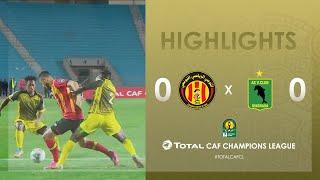 CL CAF : Espérance de Tunis 0-0 AS Vita Club