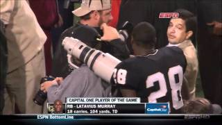 2010 Liberty Bowl Last Play