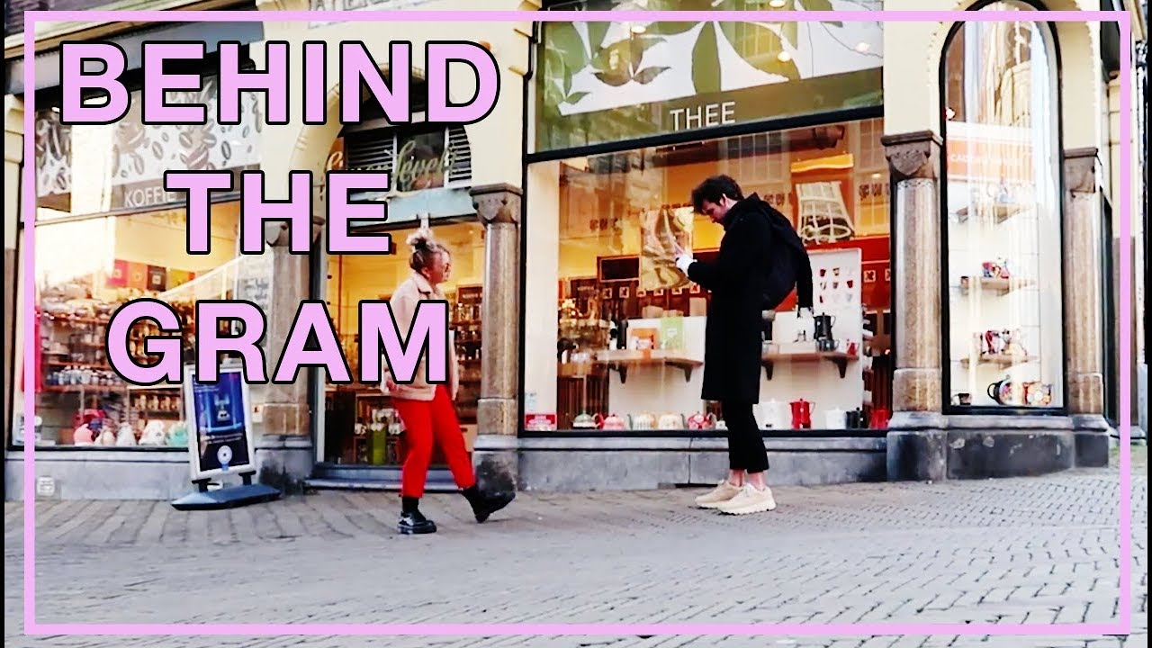A day behind the gram