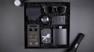 Groomsmen Gift Box, Complete Groomsman Gift Set, Luxury Gift Box, Modern Man Gifts
