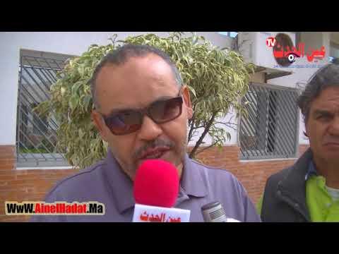 العرب اليوم - شاهد: إعادة انتخاب سعيد أضهورة رئيسًا لعصبة الشاوية للملاكمة