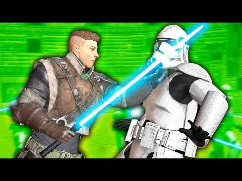 JEDI TRIES TO SURVIVE ORDER 66 - Blades and Sorcery VR Mods (Star Wars)