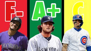 Grading Every MLB Team's Offseason (so far)