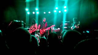 Baroness: Foolsong - Live @ The V Club