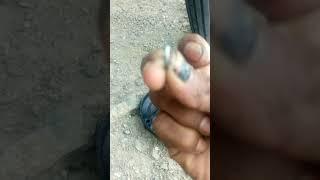 Rx 100   Oil Pump Minimum Stroke Adjustment