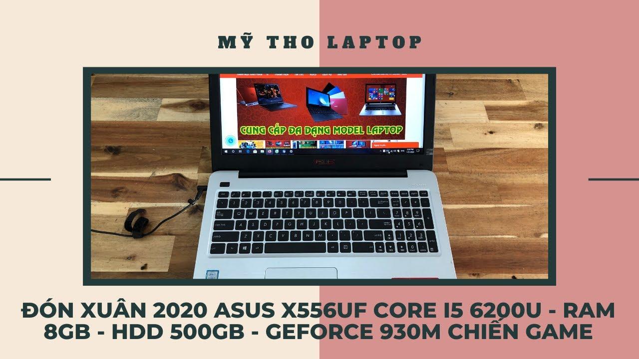 Cổ máy chiến Game ASUS X556UF chỉ 7 triệu 500K