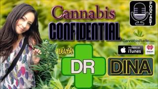 Dr. Dina and Nick Hexum from 311 | Cannabis & Music  | Cannabis Confidential on CannabisRadio.com