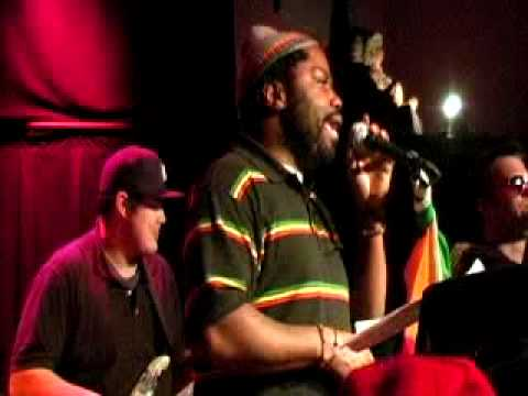 "TakI Allstars ""Pose Up/Dave's Jam"" Live at High Noon Saloon 01/01/10"