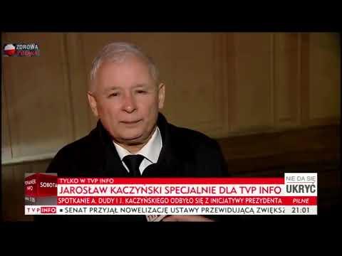 """Kaczyński po spotkaniu z Orbanem: """"Możemy nawet wyjść (z UE)"""""""
