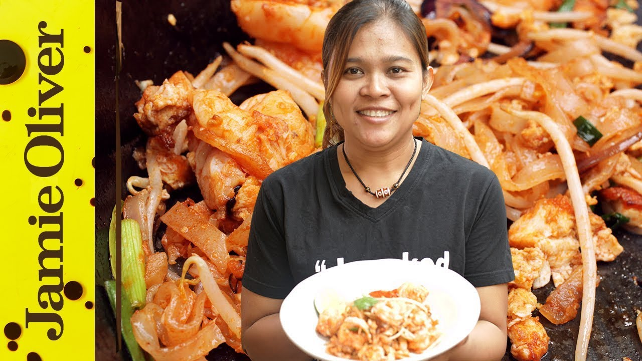 How To Make Classic Pad Thai Cooking With Poo