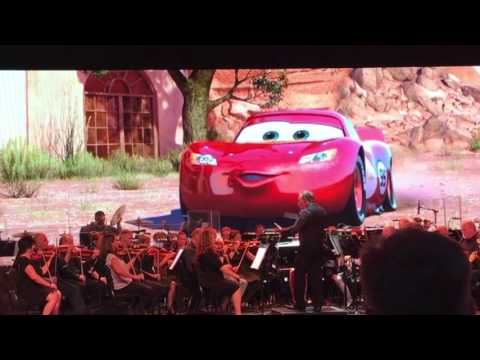 Walt Disney World The Music Of Pixar Live! At Hollywood Studios