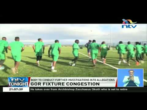 Gor FC's fixtures schedule forces them to cancel friendly with Santos FC