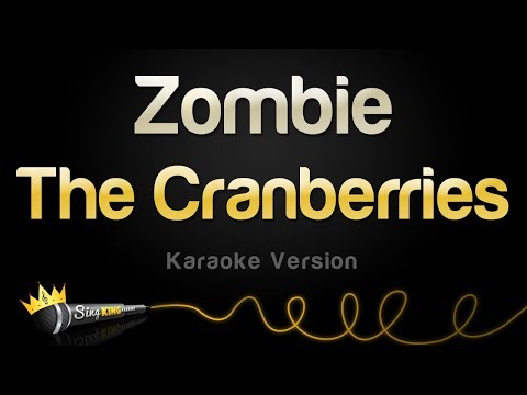 The Cranberries - Zombie (Karaoke Version)
