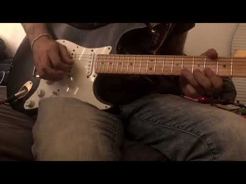 """My guitar arrangement of """"Can't Help Falling in Love"""" by Elivs Presley"""