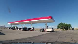 Driving around Green River, Utah