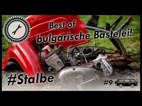 #Stalbe - Best of bulgarische Bastelei - 2RadGeber Simson Reise #9
