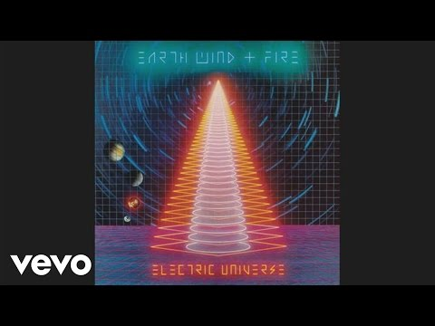 Earth, Wind & Fire - Magnetic (Audio)