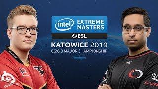 CS:GO Highlight - FaZe vs. compLexity [Cache] Map1 Ro4 - Legends Stage - IEM Katowice 2019