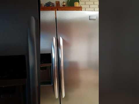Frigidaire Gallery 25 6 Cu Ft Side By Side Refrigerator