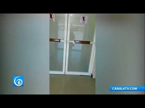 Trabajadores de hospitales de la CDMX exigen basificación