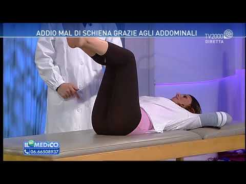 Se comparire in gola con osteocondrosi