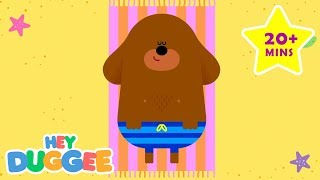 Sea & Sand with Duggee! - 20 Minutes - Duggee's Best Bits - Hey Duggee