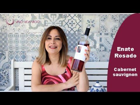 YouTubeVino Rosado Variedad Cabernet sauvignon | Enate Rosado  | D.O Somontano | Cata y Opinión de Vinos