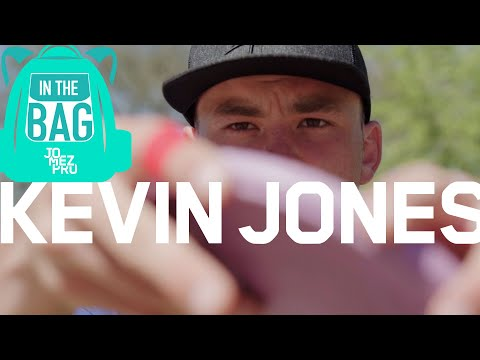 Youtube cover image for Kevin Jones: 2019 In the Bag
