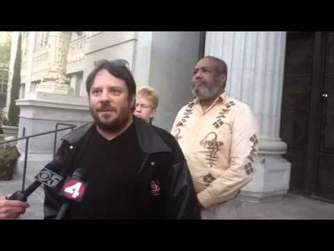 Occupy Oakland: Don Macleay, Wilson Riles Call For No Eviction
