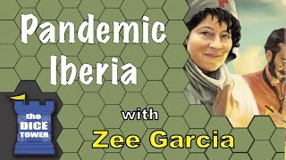 Pandemic Iberia Review - with Zee Garcia