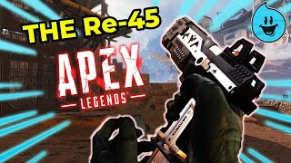 The TRUE Power of The RE-45 UNLEASHED! (Apex Legends)